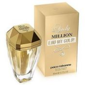 Описание аромата Paco Rabanne Lady Million Eau My Gold